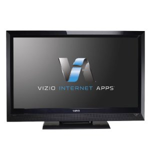 VIZIO E322VL 32-Inch LCD HDTV with VIZIO Internet Application